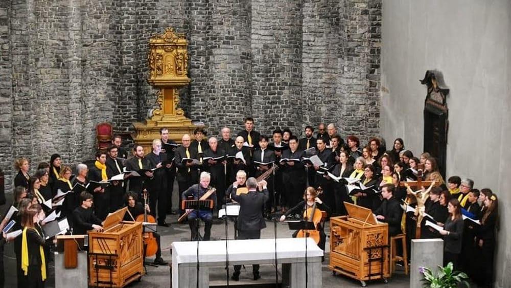 Concerto mariano alla Basilica di San Giorgio a Como - QuiComo